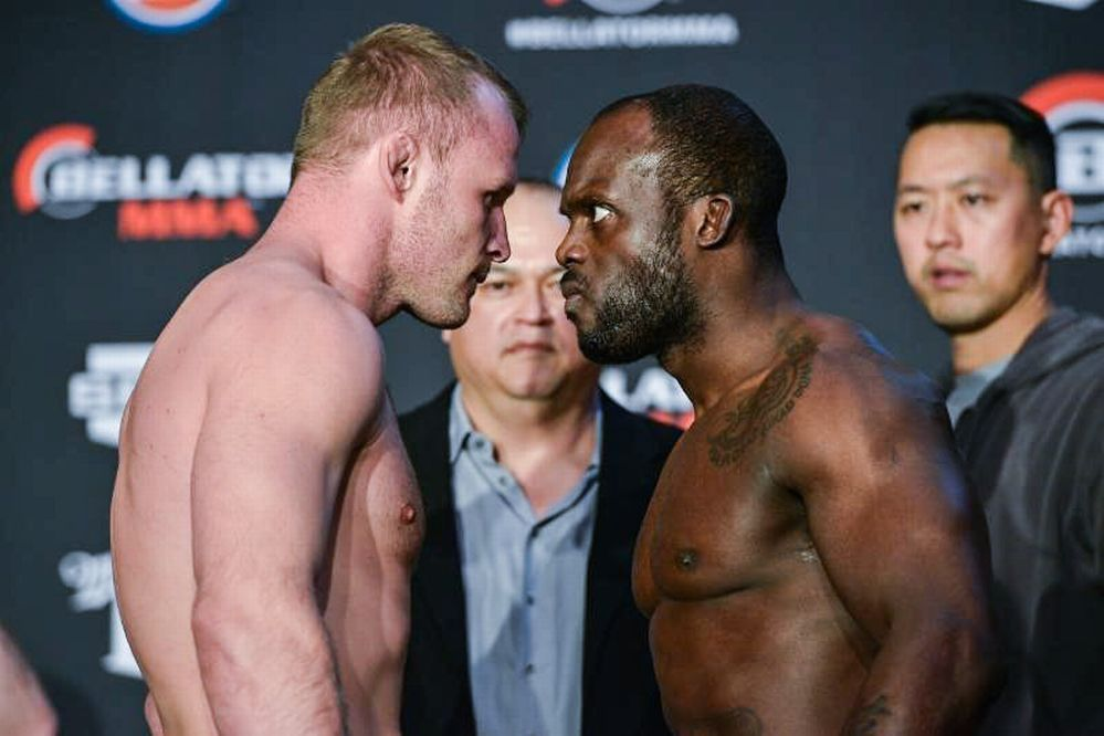 Shlemenko vs Manhoef