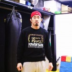 【GRANDSLAM02】ミゲール・トーレス戦後の芦田崇宏「勝ち続けていればチャンスが来る」
