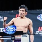 【UFC】ドーピング問題、会見を受けて日本人ファイターの反応<02>水垣偉弥「抜け道のないように 」