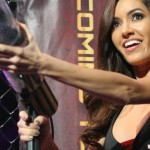 【MONDAY RING GIRL】Bellator FC 79