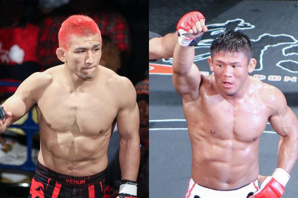 Akira vs Kitaoka