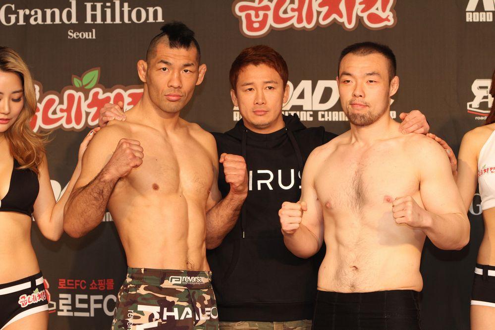 Fukuda vs Lee