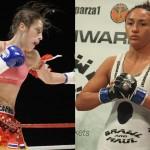【UFC185】世界女子ストロー級王者エスパルザに挑む、イェンジェチック「勝利以外は受け入れない」