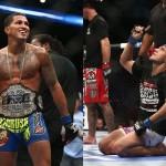 【UFC185】攻撃散らすドスアンジョス×絶対の見極め、ペティス