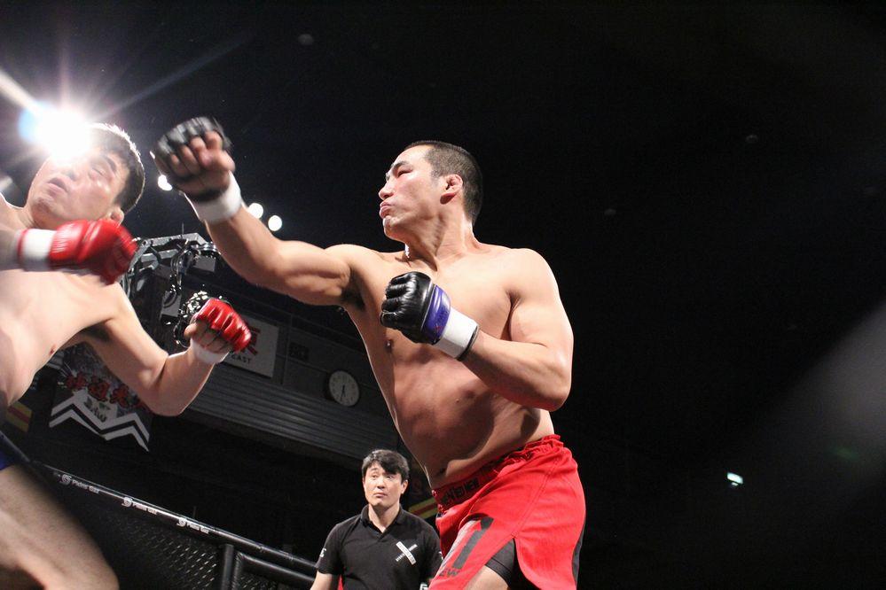 Shingo Suzuki vs Yuki Sora