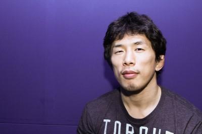 【UFC FOX15】10連勝の新鋭と対戦、水垣偉弥 「どう自分の良いところを出すのか……。難しい試合」