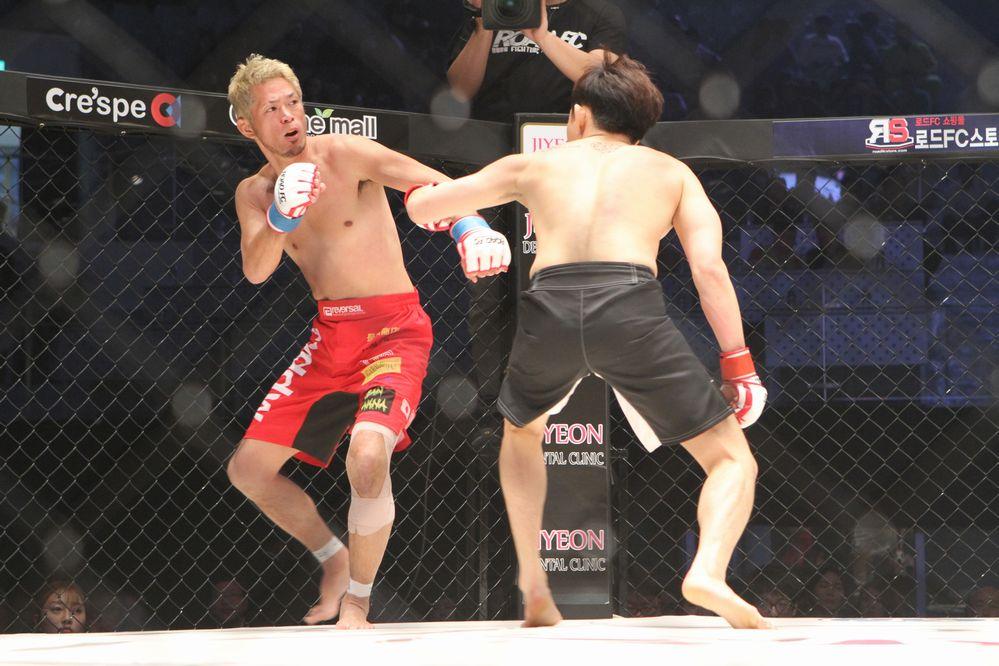 Tanaka vs Lee