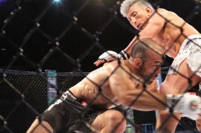 【PXC47】渡辺、パンチで攻めたがウエノヤマにスプリット判定で敗れる