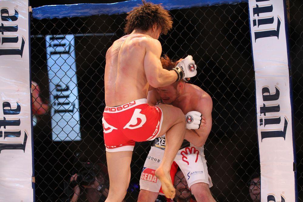 Yachi vs Kim Jen-Yong