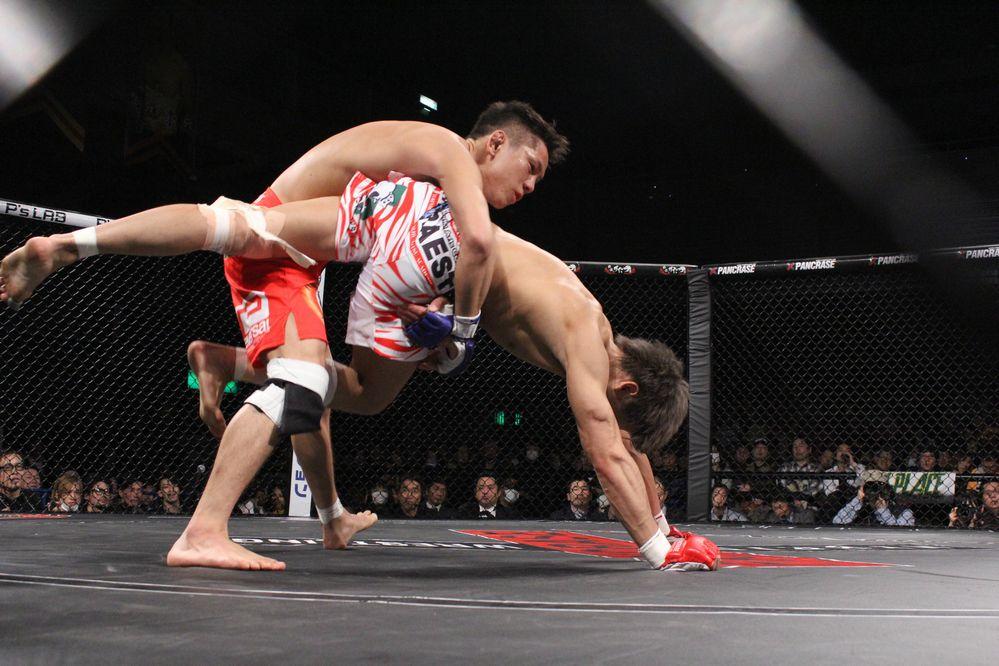 Yusuke Ogikubo vs Shian