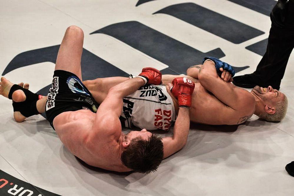 Marcos Galvao vs Joe Warren