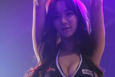 【MONDAY RING GIRL】ROAD FC 12