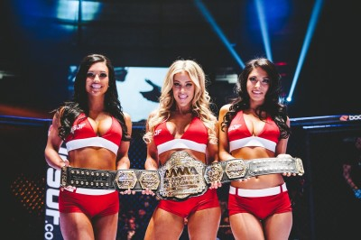 【MONDAY RING GIRL】WSOF07