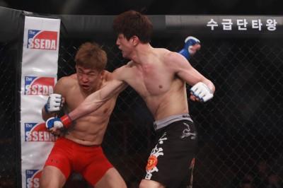 Kan Jung-Min vs Hwang Gyo-Pyung