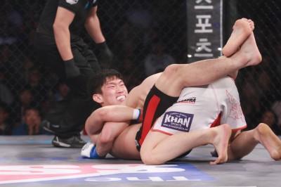 Park Han-Bin vs Park Kyung-Ho