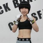 【RFC23】藤野恵美の対戦相手が19歳のパク・ジョンウンに変更