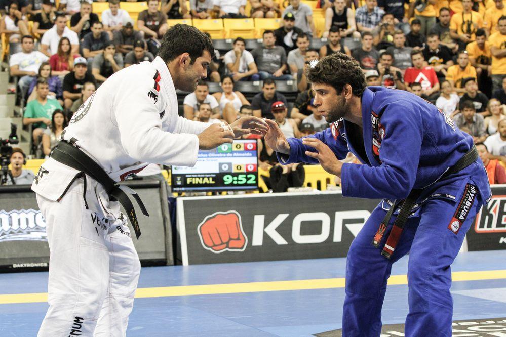 Vieira vs Almeida
