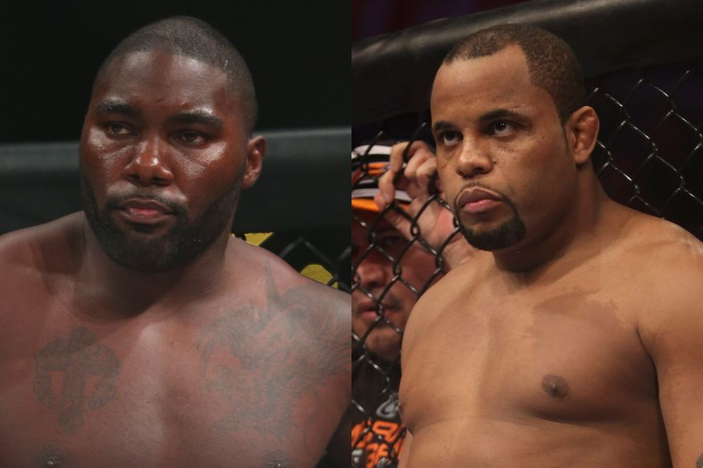 Johnson vs Cormier