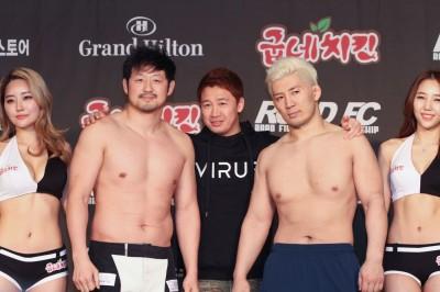 【RFC24】7月25日、有明大会対戦カード第一弾は高瀬大樹、禊のユン・ドンシク戦!!