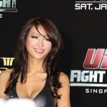【Monday Ring Girl】UFC Fight Night 34