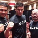 【Bellator139】ジョー・シリング戦へ、加藤久輝「ストロングスタイルで戦う」