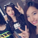【Monday Ring Girl】WARDOG CAGE FIGHT 04