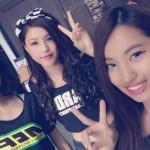 【Monday Ring Girl】WARDOG CAGE FIGHT 04