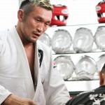 【UFC】ストラッサー起一「東京では常に強くなることを考えていられる。日本大会で戦いたい」