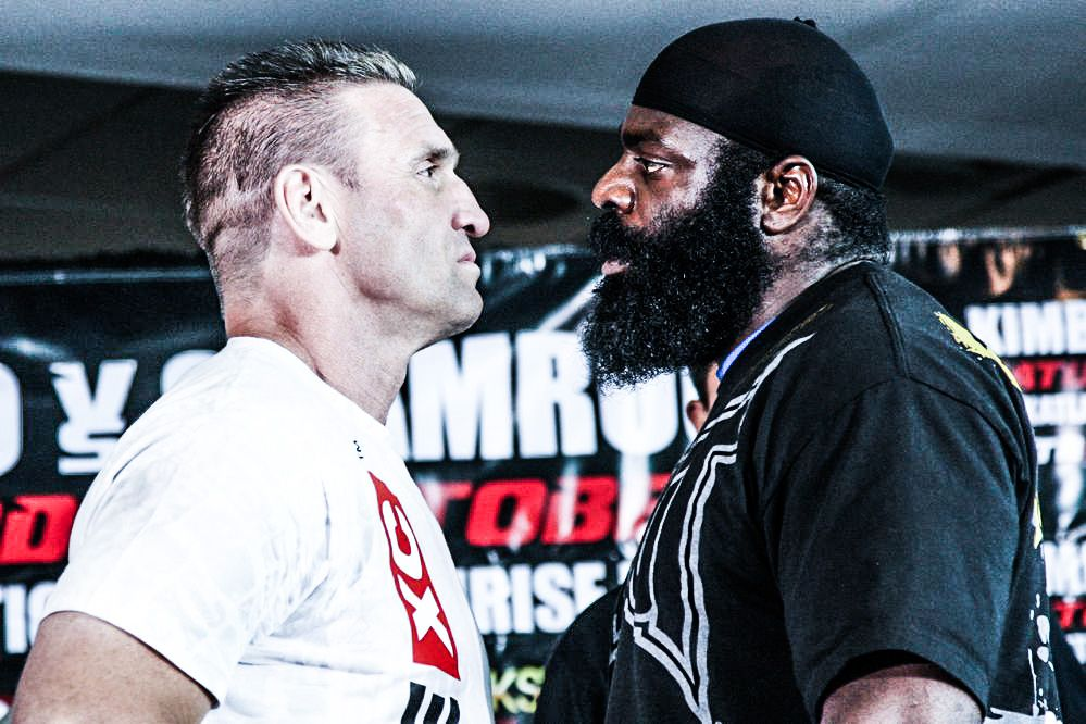 Shamrock vs Kimbo