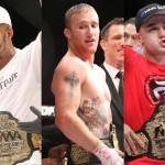 【WSOF】ブランチ、ゲイジー、モラエス、3人の世界王者が新たに契約更新