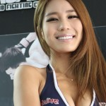 【Monday Ring Girl】ROAD FC 09