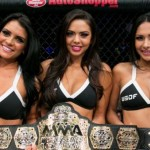 【Monday Ring Girl】WSOF 10