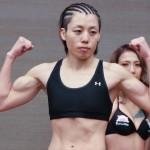 【Invicta FC13】浜崎朱加、日本女子MMAの可能性を示すタイトル=チブルシオ戦