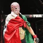 【UFC190】オクタゴン初陣、ジェシカ・アギラーが2月に語っていたこと……
