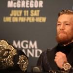 【UFC189】試合結果 マクレガーが暫定ベルト巻く。ローラー初防衛&アルメイダ衝撃KOで20連勝