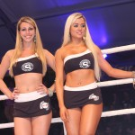 【Monday Ring Girl】Shooto Brazil 33「Fight for BOPE02」