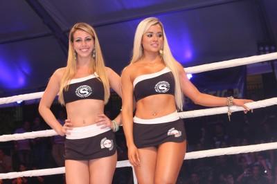 【Monday Ring Girl】Shooto Brazil 33「Fight for BOPE02」