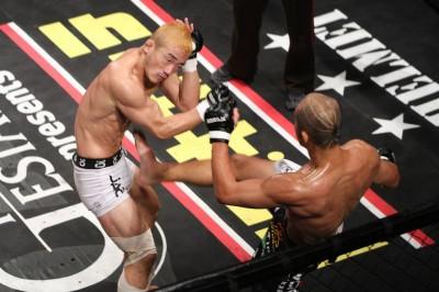 【DEEP CAGE】試合結果 横田一則14連勝。和田&今成は韓国勢を一蹴し、田村ヒビキはLUIZとドロー