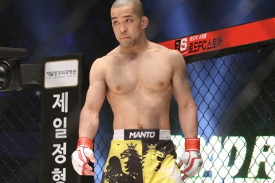 【写真】MMAは本来、勝敗は絶対。しかし、今回の田村に関しては『勝利を得るために』、勝敗以上に自分の力を出し切ることに徹底してもらいたい(C)MMAPLANET