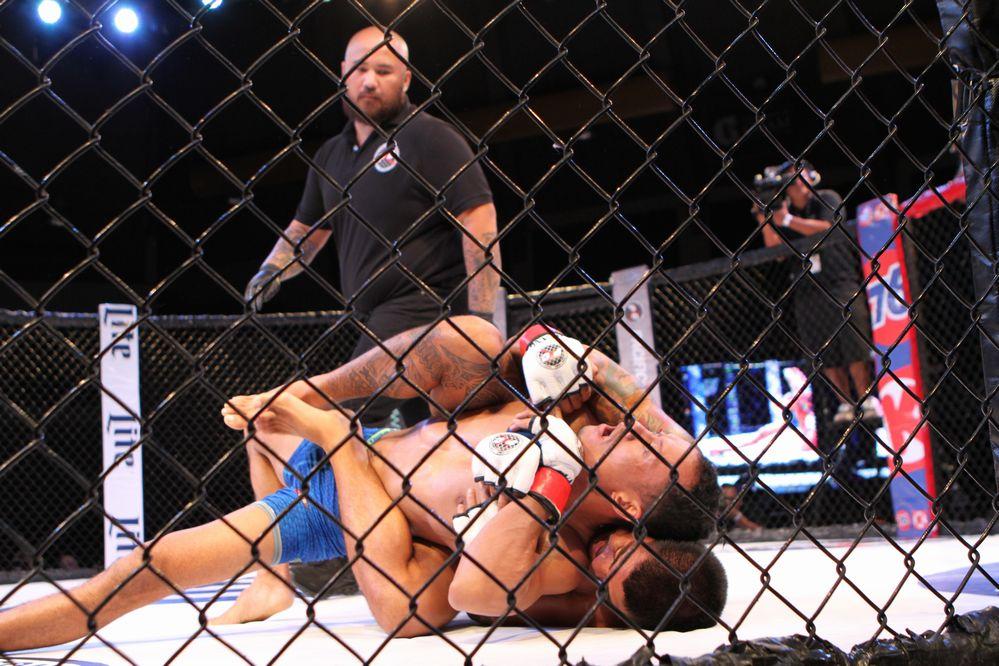 Jessie Rafols vs Shane Alvarez