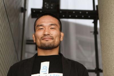 【UFN75】日本大会でブランダォンと戦う菊野克紀 「ケビン・ソウザ戦で攻めなかったことが悔しい」