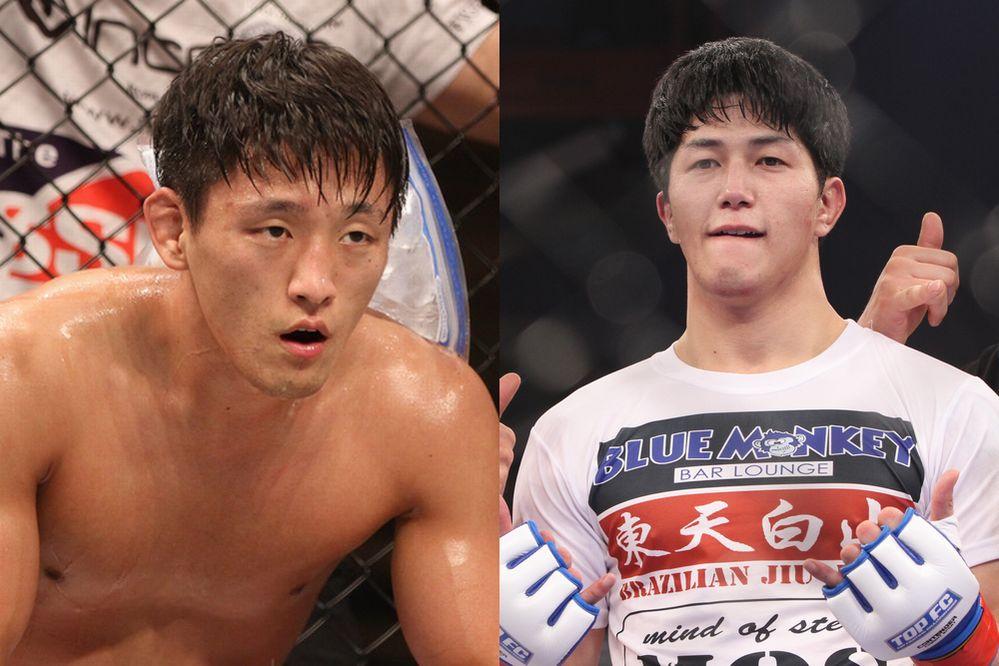 Kim Dong Hyun vs Kang Jung Min