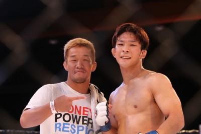 【PXC49】キャリア3戦目、2度目の海外での勝ち名乗り――松嶋こよみ「日本と海外で」