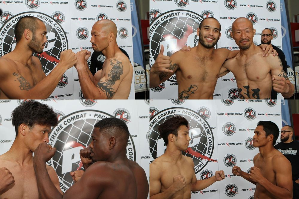 PXC49 weigh-in