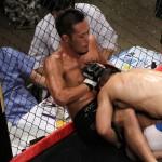 【DEEP CAGE】五月女がケージレスリングで遠藤に判定勝ち