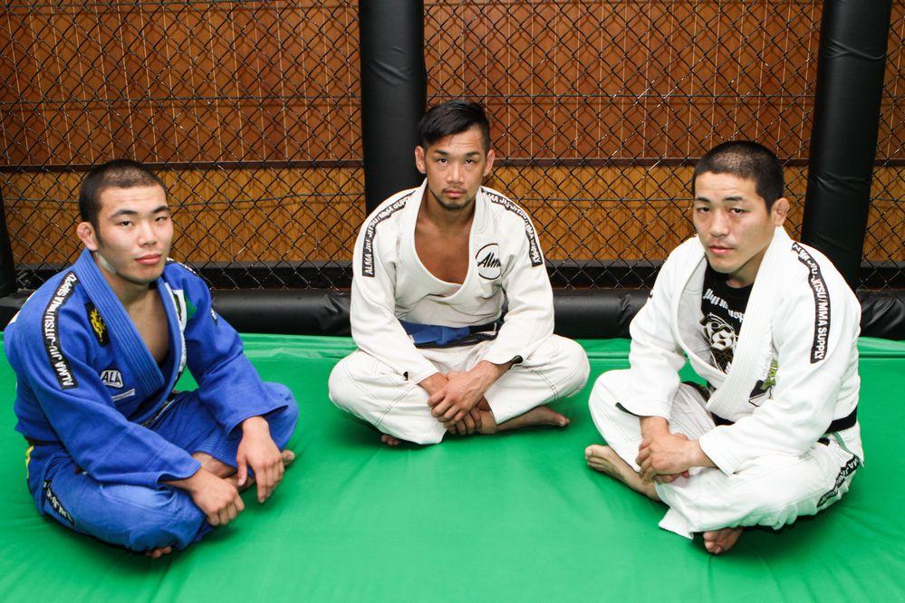 Shimada, Ishiwatari & Uematsu