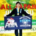 【ALL JAPAN JJC】ライト級を制したベテラン小野瀬 「信頼できる先生がいるということ」