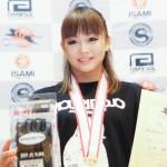 【All Japan Amateur Shooto】女子ミニマム級優勝、山本絵美「初めて『この試合に出たい』と言って」