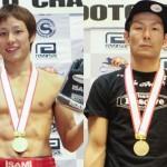 【All Japan Amateur Shooto】フライ級は足を使った小巻、ライト級は左ハイ=KOで松崎が頂点に