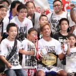 【Grachan19】斉藤洋二がバンタム級次期チャレンジャーに。鈴木隼人、フライ級王座戴冠